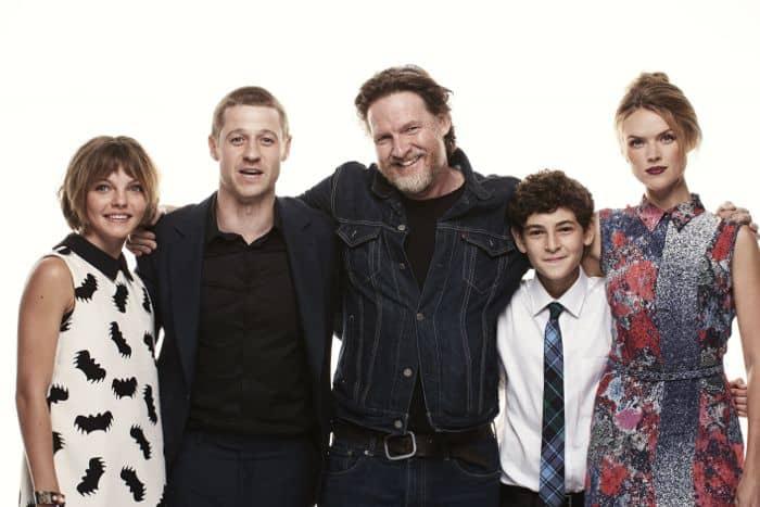 Gotham Cast Comic Con San Diego 2014 5
