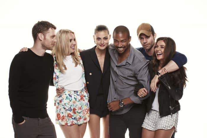 The Originals Cast Warner Bros Television Party San Diego Comic Con 03