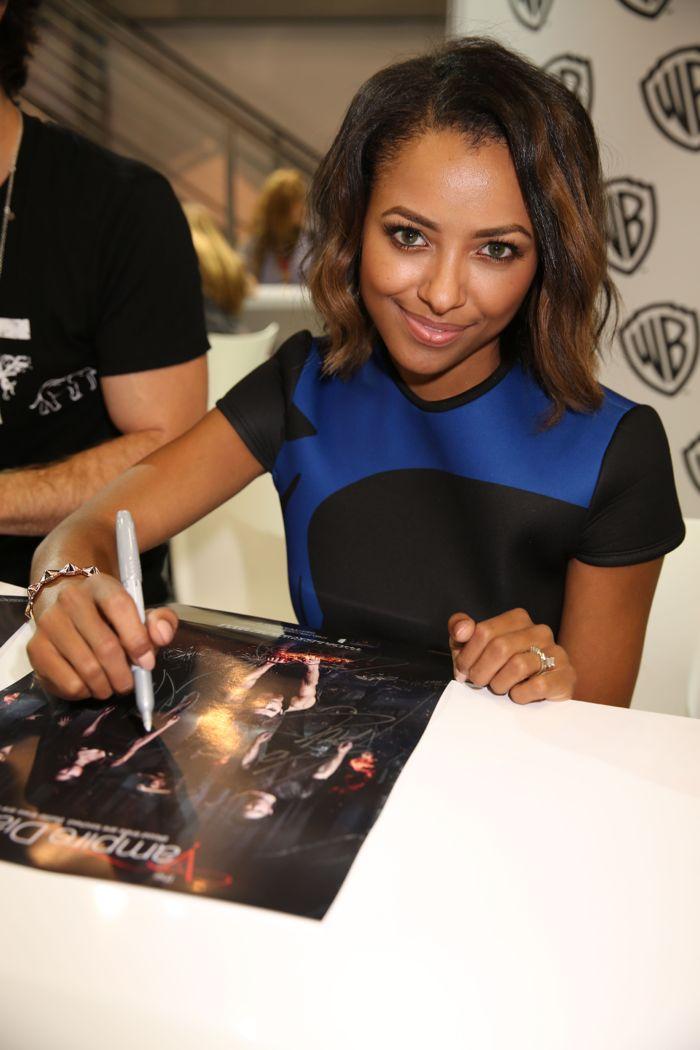 The Vampire Diaries Cast Comic Con 04