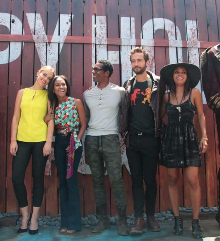 Sleepy Hollow Cast Comic Con 06