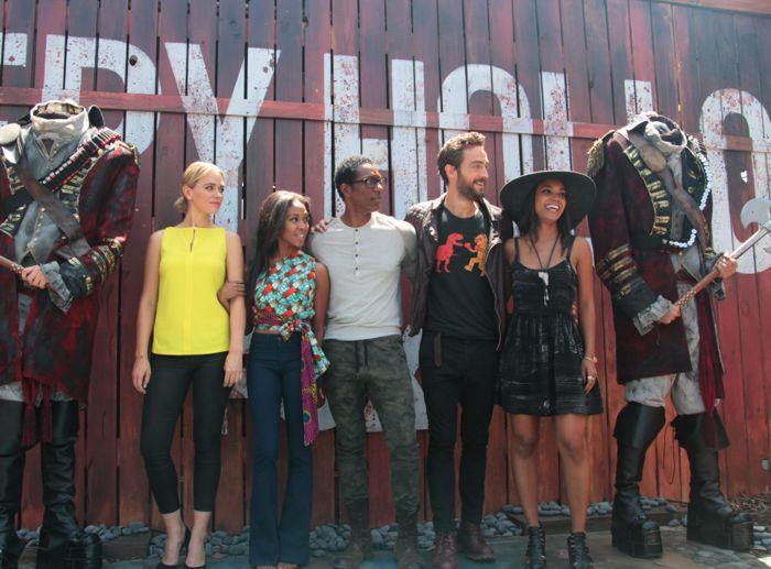 Sleepy Hollow Cast Comic Con 05