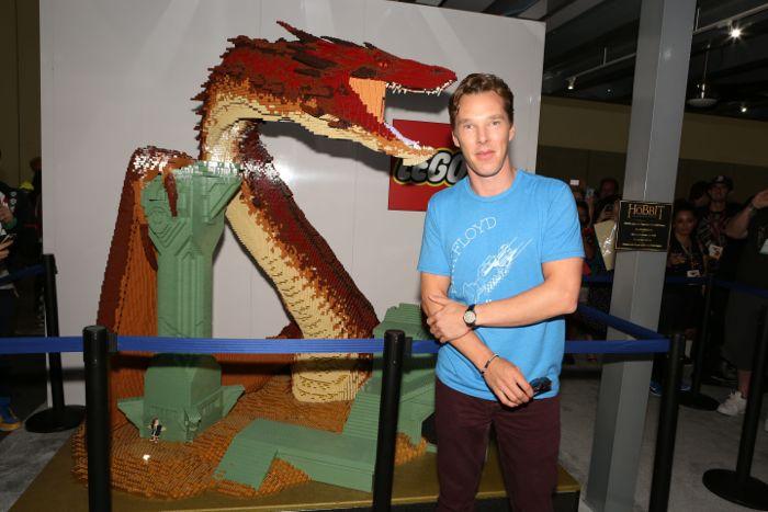 The Hobbit The Battle Of Five Armies Cast Comic Con San Diego 2014 02