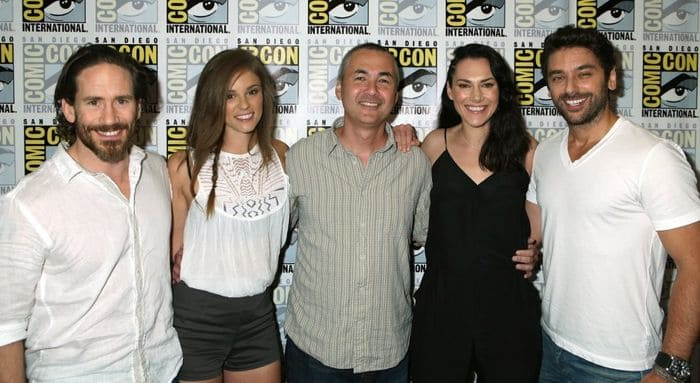 Helix Cast Comic Con San Diego 2014 02