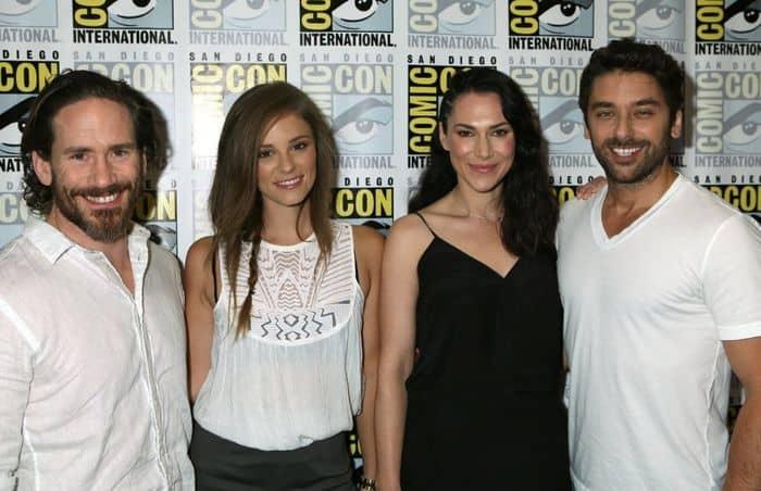 Helix Cast Comic Con San Diego 2014 01