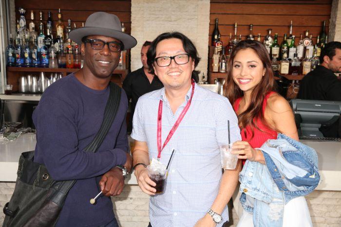 Warner Bros Party Comic Con 2014 San Diego 04