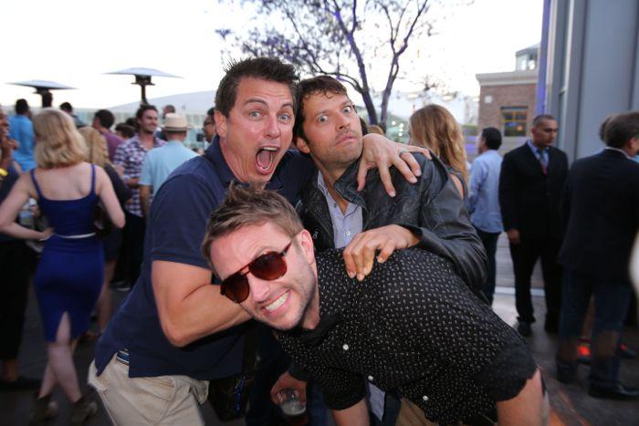 Warner Bros Party Comic Con 2014 San Diego 16