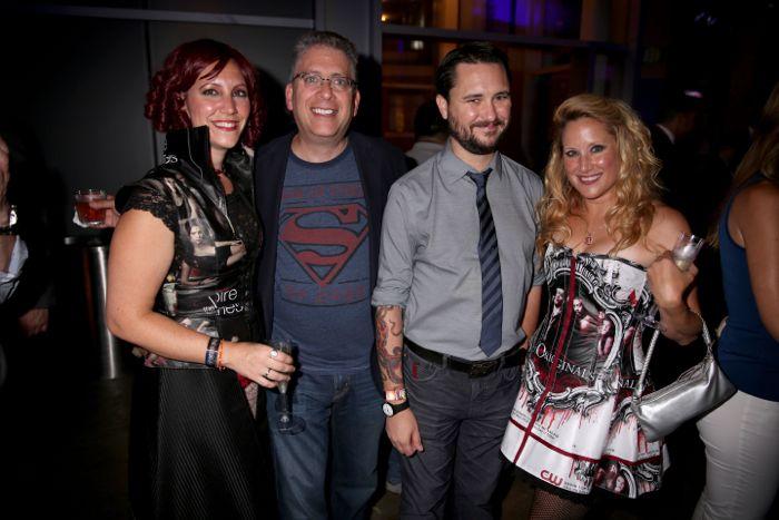 Warner Bros Party Comic Con 2014 San Diego 25