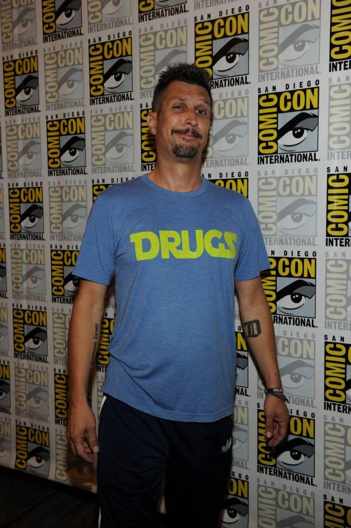 Archer Cast Press Room San Diego Comic Con 2014 3
