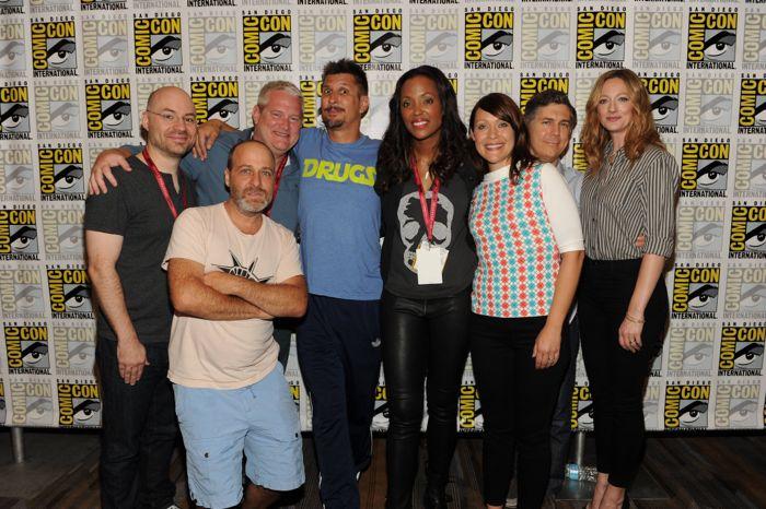 Archer Cast Press Room San Diego Comic Con 2014 7