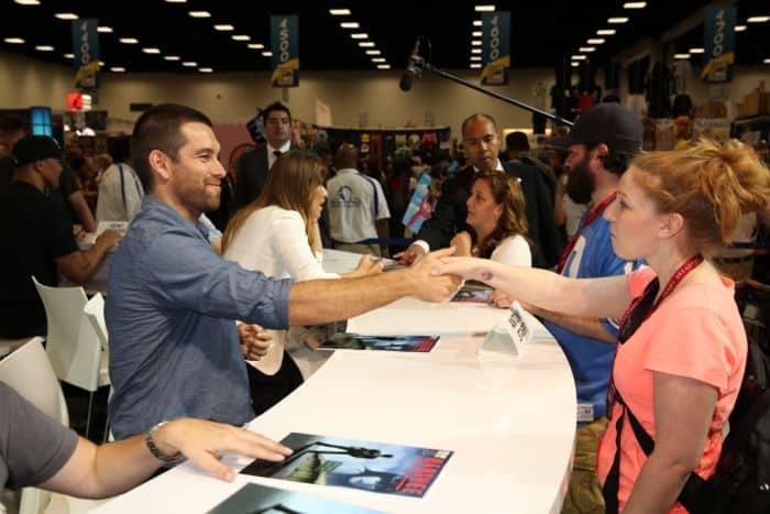 Banshee San Diego Comic Con 2014 6