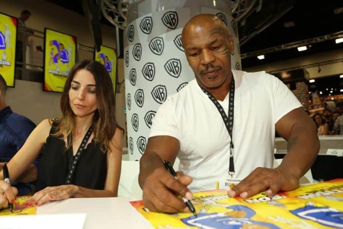 Mike Tyson Mysteries San Diego Comic Con 2014 02