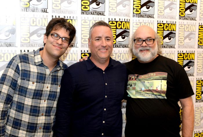 Bobs Burgers San Diego Comic Con 2014 05