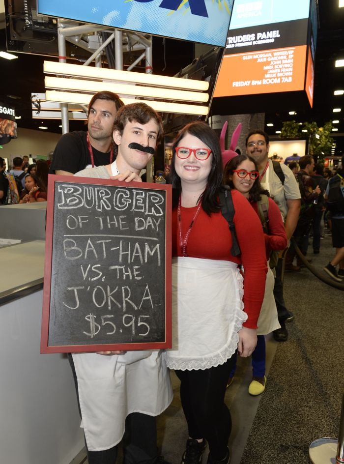 Bobs Burgers San Diego Comic Con 2014 02