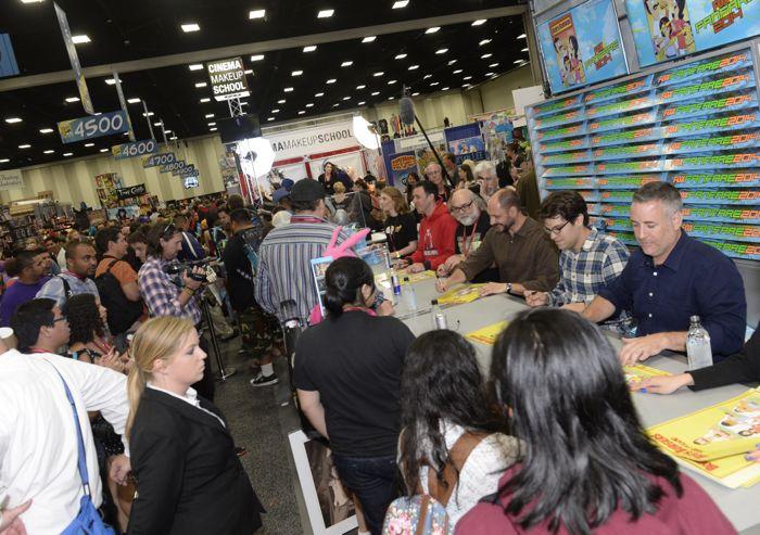 Bobs Burgers San Diego Comic Con 2014 26