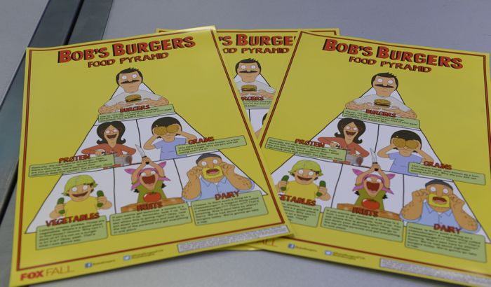 Bobs Burgers San Diego Comic Con 2014 19