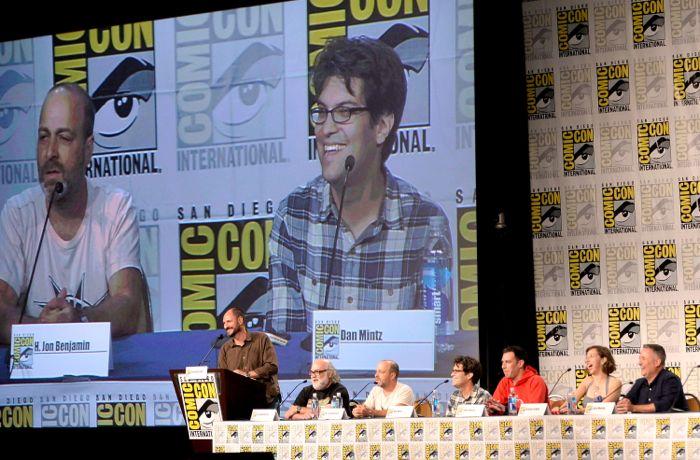 Bobs Burgers San Diego Comic Con 2014 17