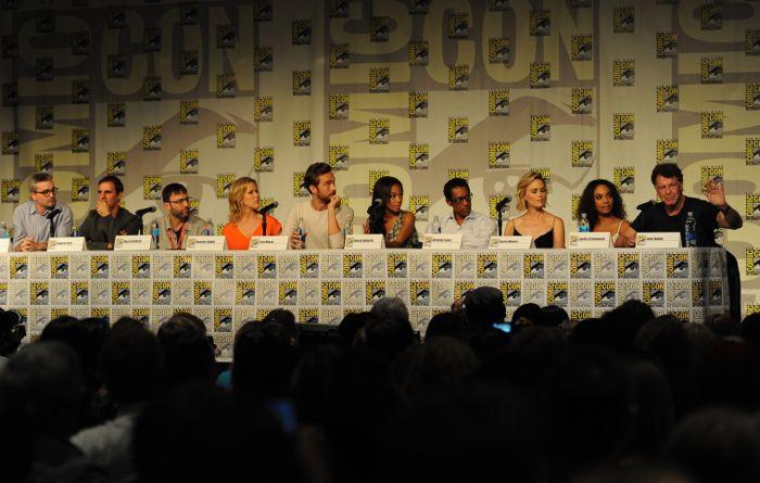 Sleepy Hollow Cast San Diego Comic Con 2014 17