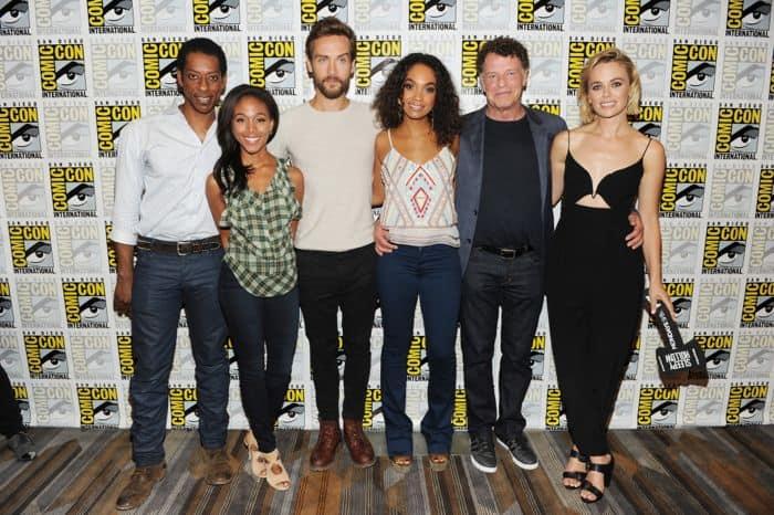 Sleepy Hollow Cast San Diego Comic Con 2014 12