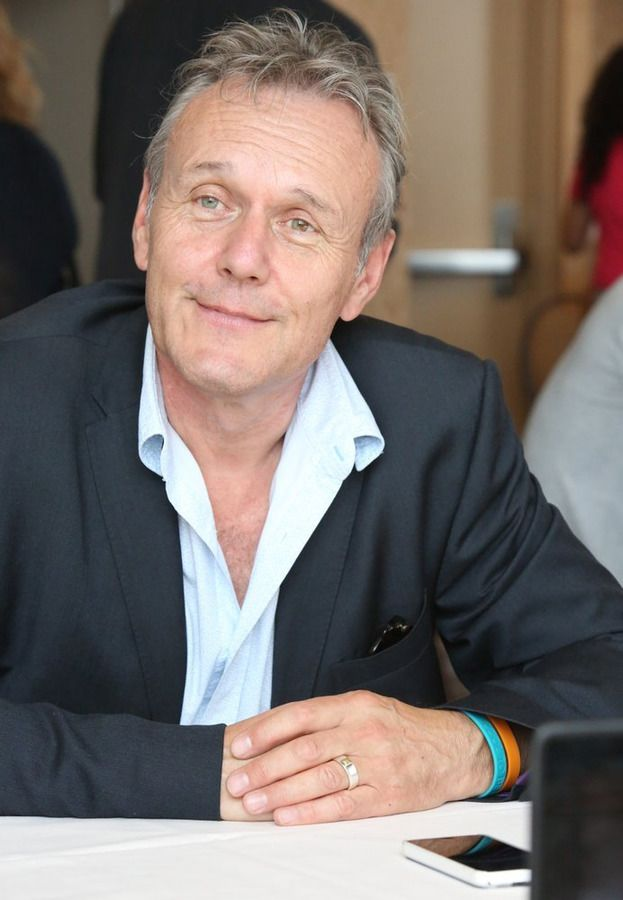 Anthony Stewart Head Dominion Comic-Con International: San Diego - 2014
