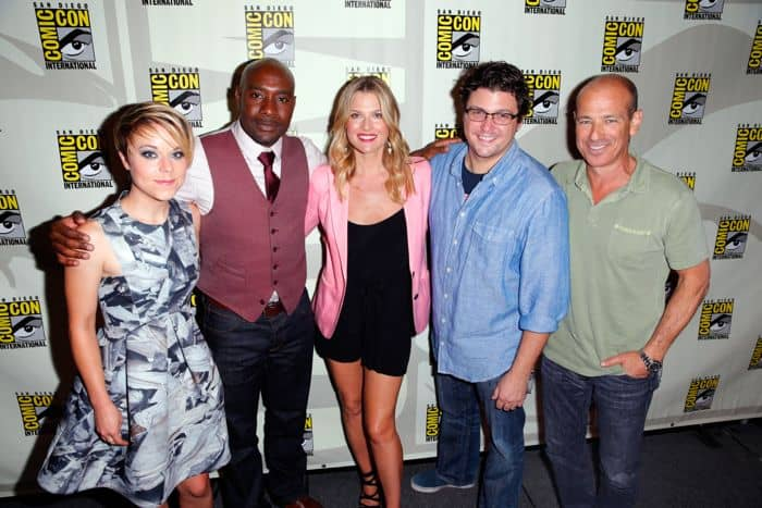 Legends Cast San Diego Comic Con 2014 TNT22