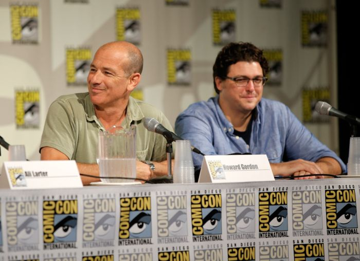 "TNT At Comic-Con International: San Diego 2014 - ""Legends"" Panel"