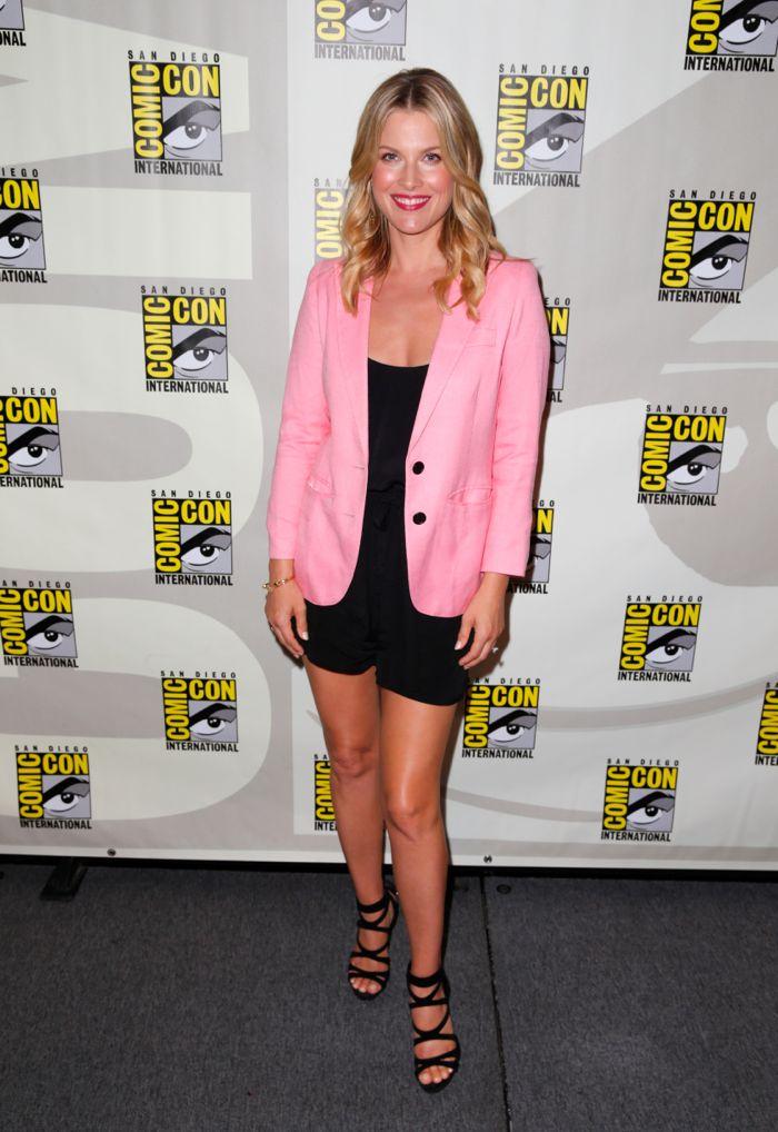 "TNT At Comic-Con International: San Diego 2014 - ""Legends"" Panel"