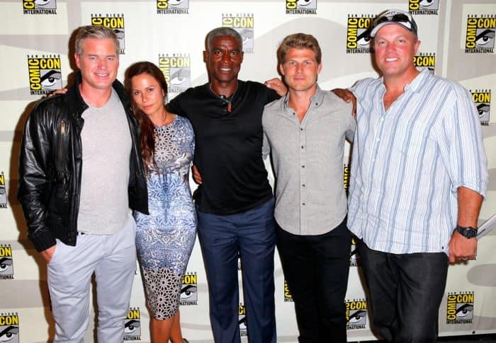 The Last Ship Cast At San Diego Comic Con 34