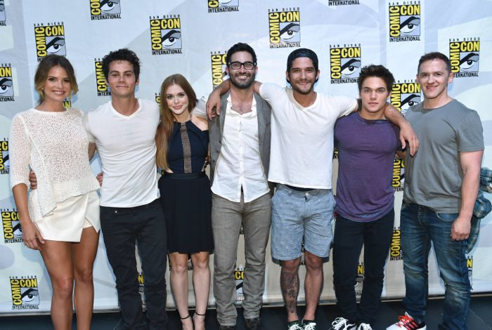 Shelley Hennig, Dylan O'Brien, Holland Roden, Tyler Hoechlin, Tyler Posey, Dylan Sprayberry, Jeff Davis