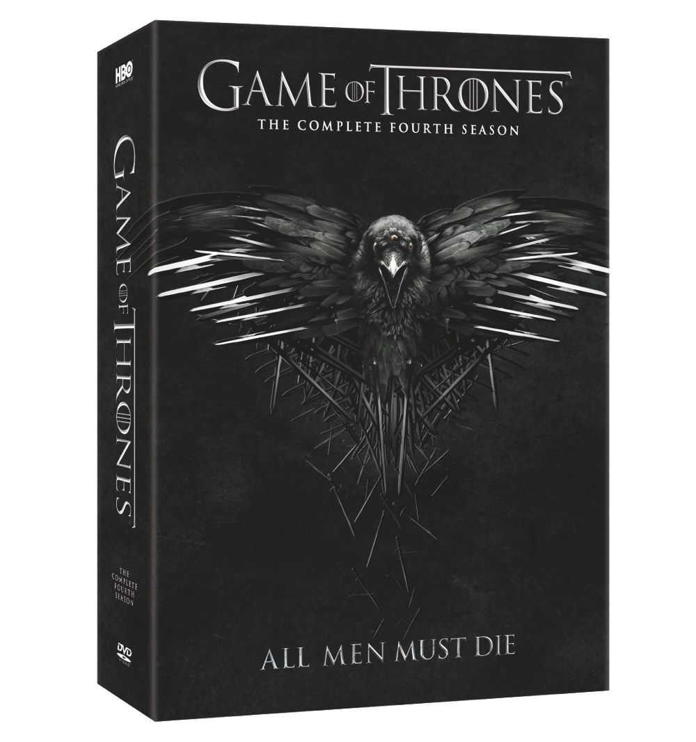 Game Of Thrones Season 4 DVD