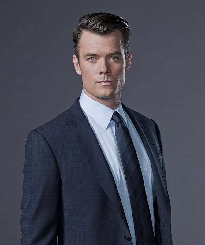 Josh Duhamel stars as Special Agent Milton Chamberlain on the CBS drama BATTLE CREEK