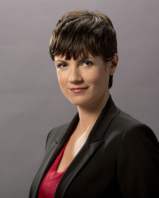 """Zoe McLellan as Meredith """"Merri"""" Brody NCIS New Orleans"""