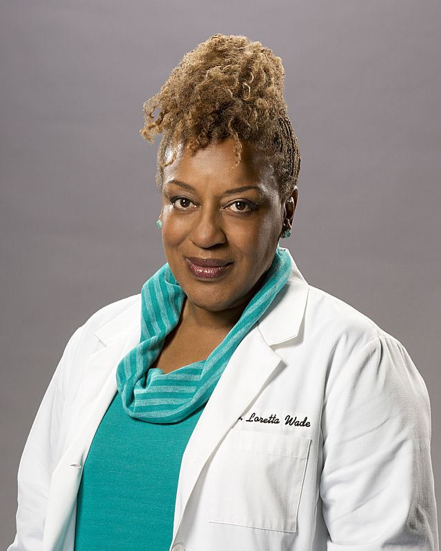 CCH Pounder as Dr. Loretta Wade NCIS New Orleans
