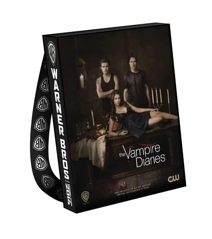 VAMPIRE DIARIES THE Comic Con 2014 Bag