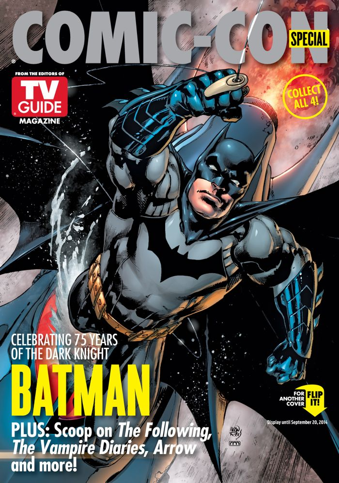 WB-TVGM 2014 Cover D1 Batman 75