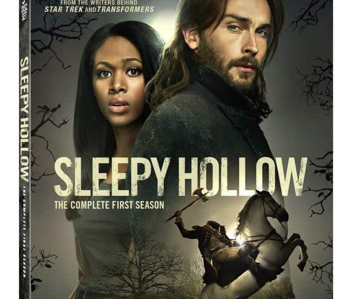 Sleepy Hollow Season 1 Bluray Cover