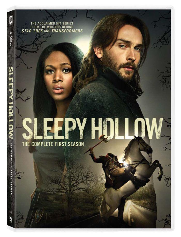 Sleepy Hollow Season 1 DVD Cover