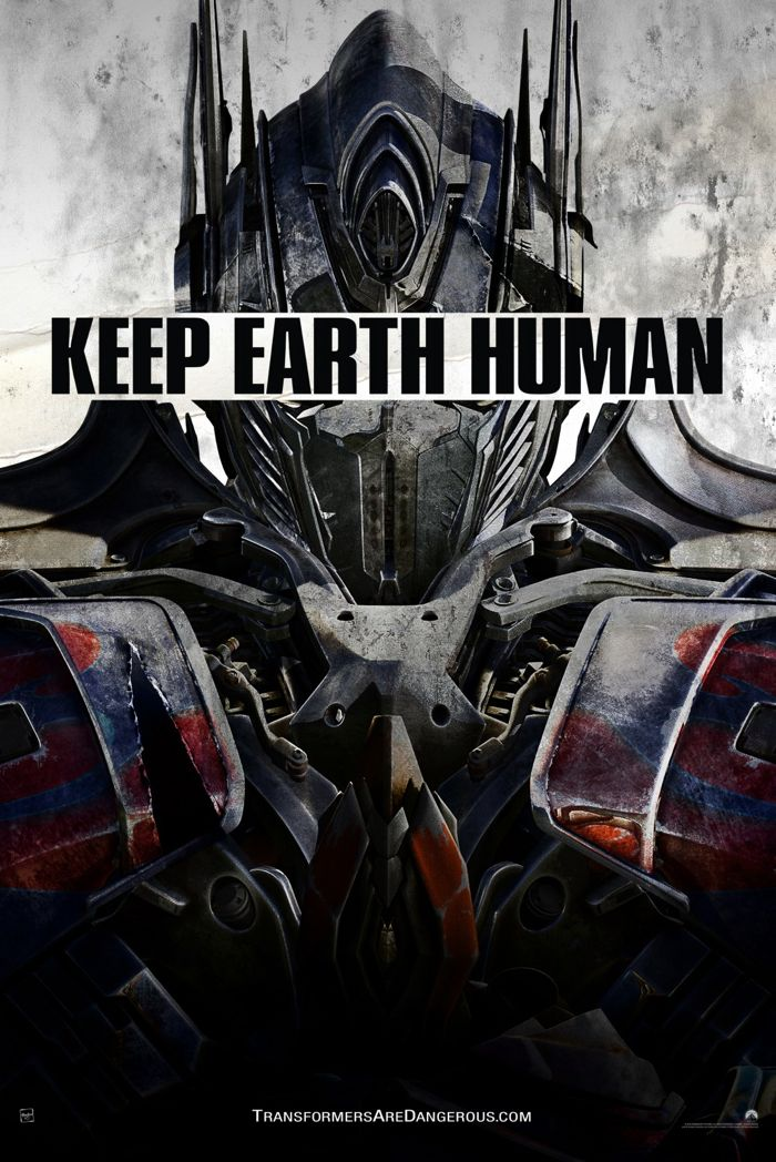 Transformers Age Of Extinction Poster 12
