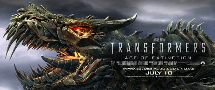 Transformers Age Of Extinction Poster 10
