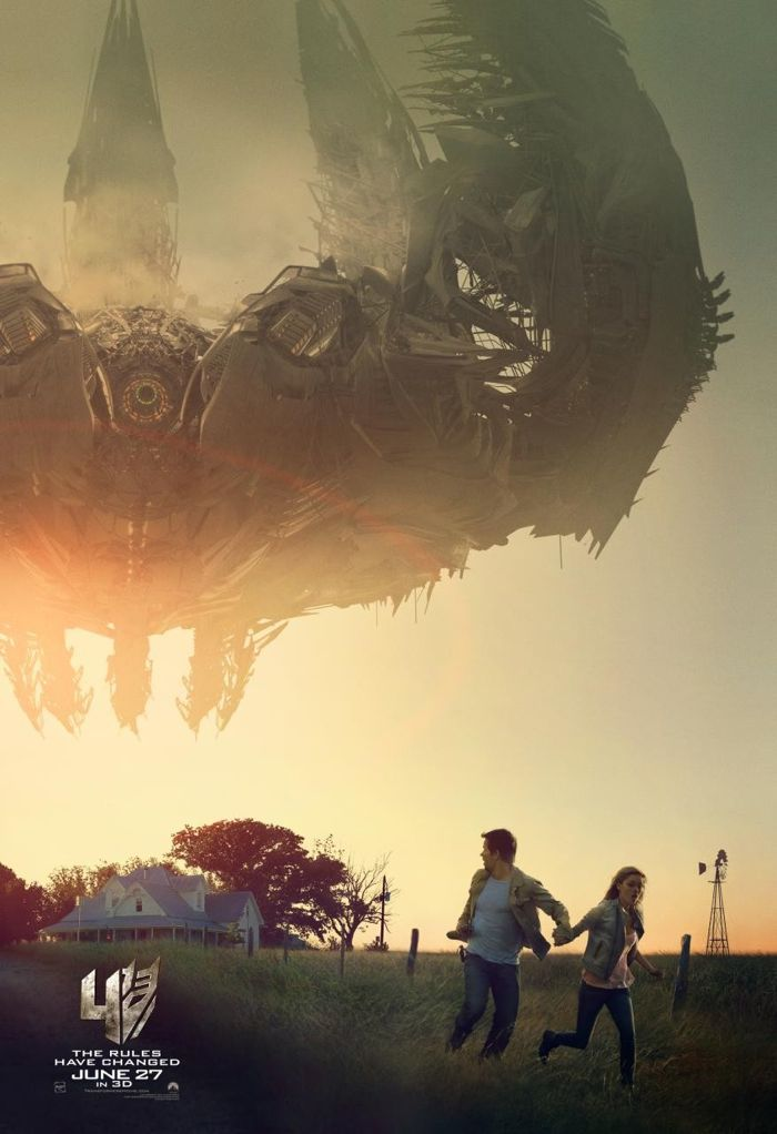 Transformers Age Of Extinction Poster 08
