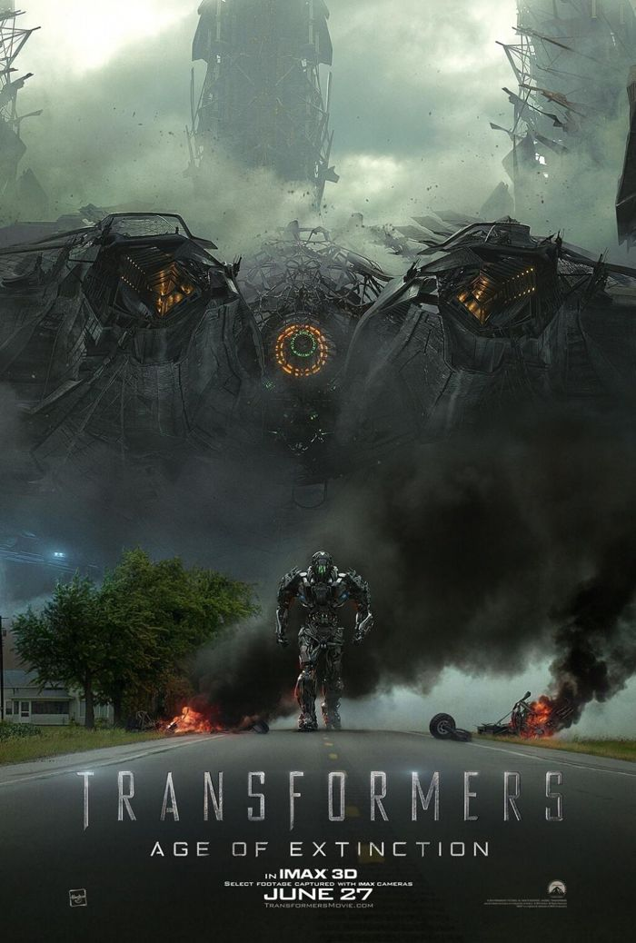 Transformers Age Of Extinction Poster 07