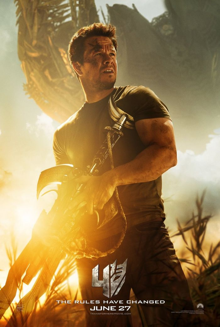 Transformers Age Of Extinction Poster 02