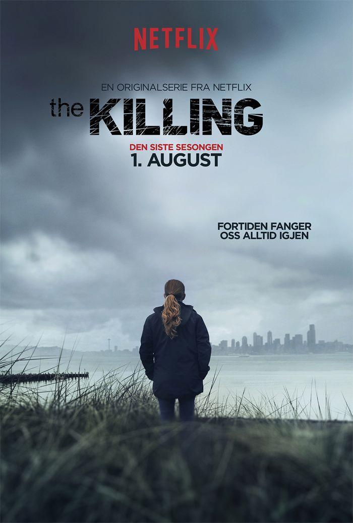 The Killing Poster Norwegian Netflix Season 4