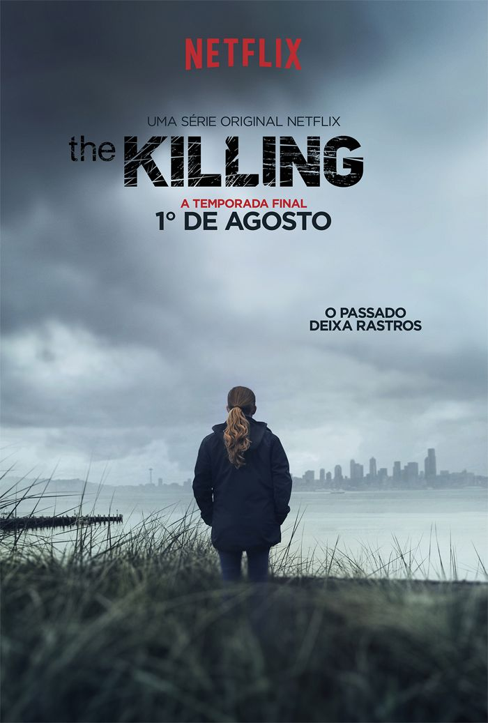 The Killing Poster Portuguese Netflix Season 4