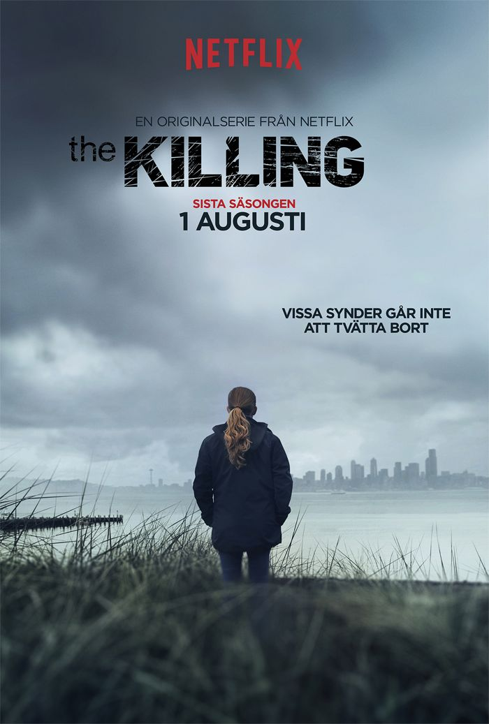 The Killing Poster Swedish Netflix Season 4