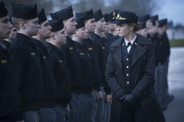 """The Killing - Season 4 - Joan Allen in a scene from Netflix's """"The Killing"""" Season 4"""
