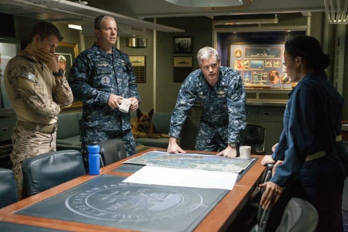 The Last Ship ADAM BALDWIN, ERIC DANE, TRAVIS VAN WINKLE Dead Reckoning