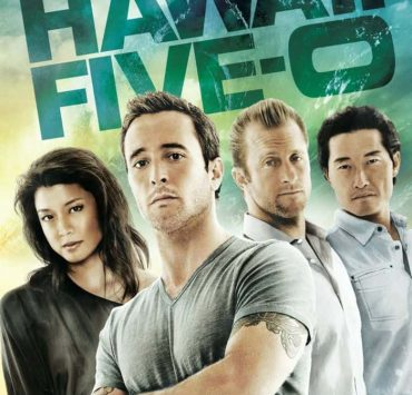 Hawaii 5 0 Season 4 DVD Cover