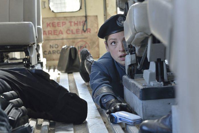 "Anna Hopkins as Jessica ""Berlin"" Rainer Defiance Season 2"