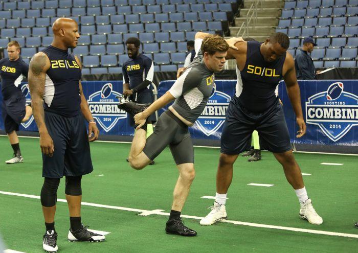 Ryan Shazier Stephon Tuitt The League