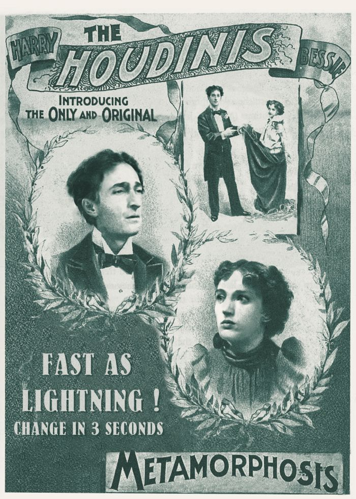 Houdini Movie 2014 Poster 1